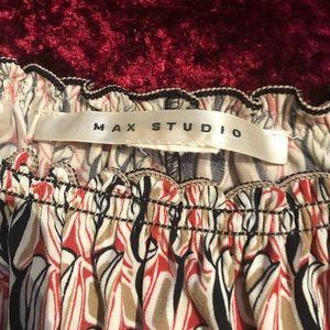 Max Studio Tops - Max Studio Top with elastic - off shoulder look